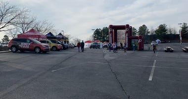 Redskins Tailgate Party 12/30