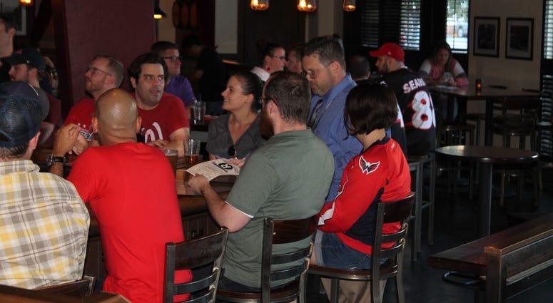 Chad Dukes vs. The World joins listeners at William Jeffery's Tavern in Arlington, VA.