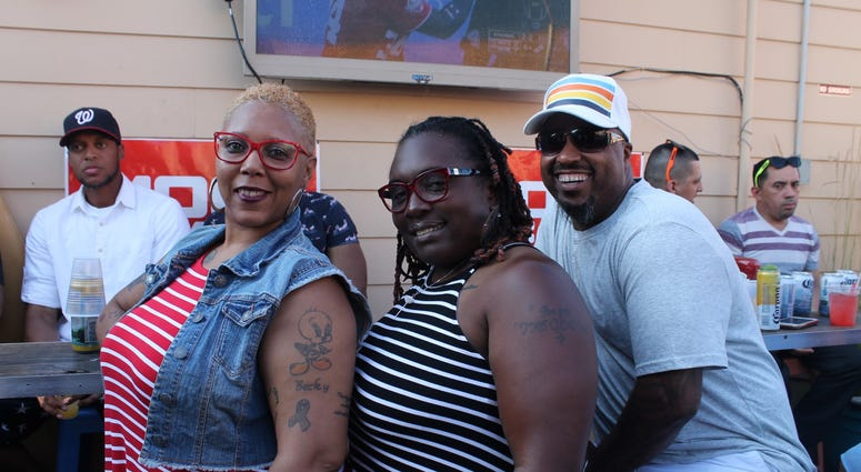 Local celebs, friends and fans enjoyed another electric Junkies Summer Dress Party at Whitlow's on Wilson on July 14, 2018.