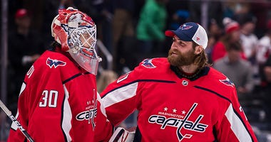 Ilya Samsonov could soon supplant Braden Holtby as Caps' top goalie