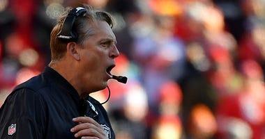 Jack Del Rio announced as Redskins defensive coordinator