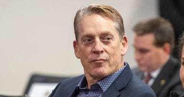 How much McDonald's can Jack Del Rio eat?