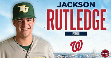 Jackson Rutledge confident he could get big league hitters out tonight
