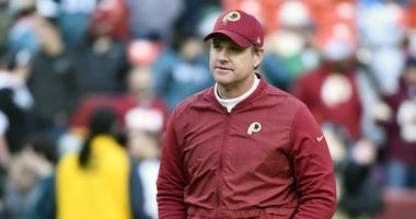 Jay Gruden, Kyle Smith on one side of warring factions at Redskins Park