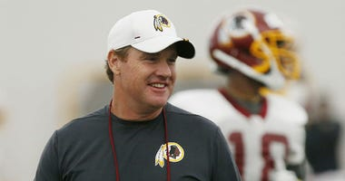FATALITY: Jay Gruden finishes Chris Russell