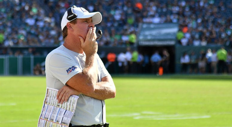 Redskins' promising first half turns into familiar loss