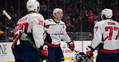 Move over Norris. John Carlson making a case for the Hart trophy.