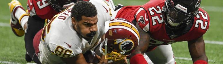 Jordan Reed is still in concussion protocol, per Ron Rivera