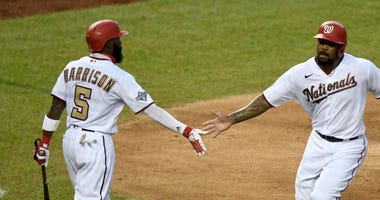 Nationals, Josh Harrison: A signingyears in the making