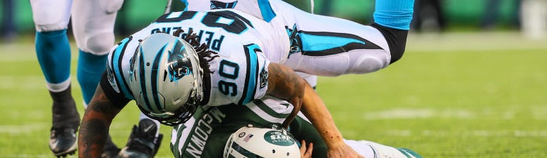 Ron Rivera wants Chase Young, Julius Peppers to connect