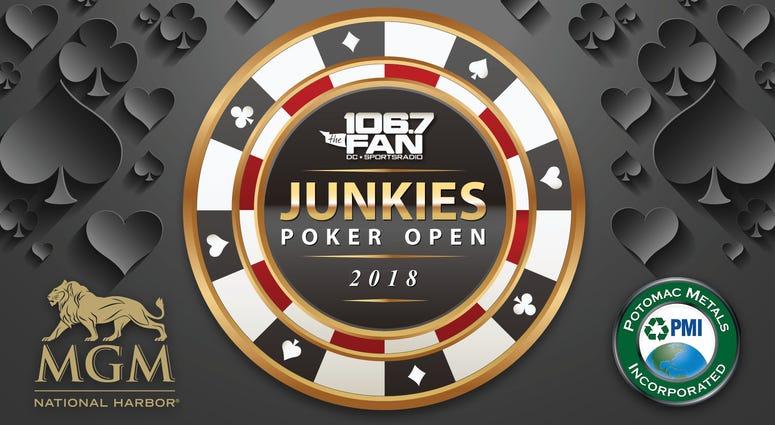 Junkies Poker Open 2018