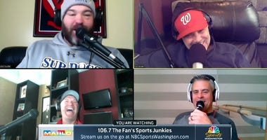The Sports Junkies hit a hilarious technical snag (watch)