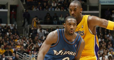 Gilbert Arenas honors Kobe Bryant by giving back to the game