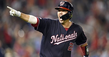 Mike Rizzo reacts to Nats' 'epic' comeback win over Mets