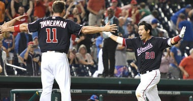 Nats-Mets: Kurt Suzuki walk-off game-winning call (audio)