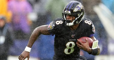 Ravens blew Redskins out of the water in D.C.TV ratings