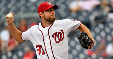 Max Scherzer reinstated, to start against Pirates Thursday