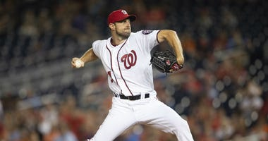 Max Scherzer ready to 'crank up the intensity' in next start