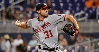 Nats GM: Max Scherzer 'one of the great pitchers of our time'