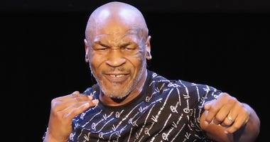 Welcome Mike Tyson back to the ring