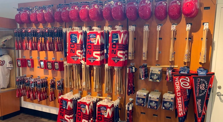 Nationals NL Pennants