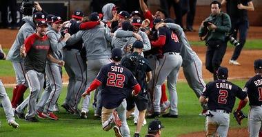 LISTEN: Nationals' World Series Game 7-winning radio call