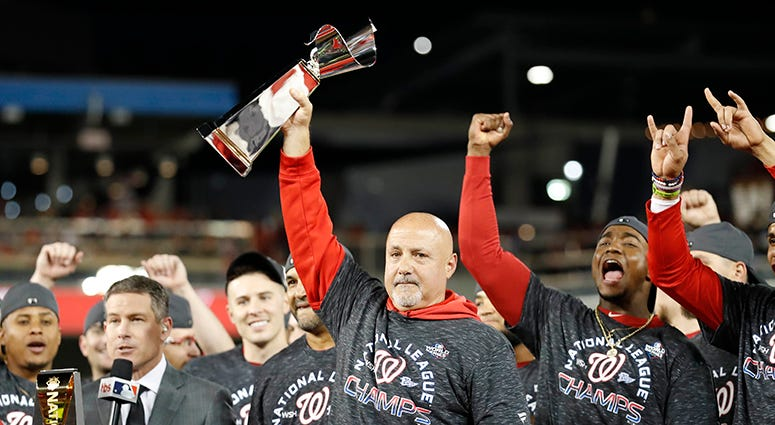 Nats GM Mike Rizzo