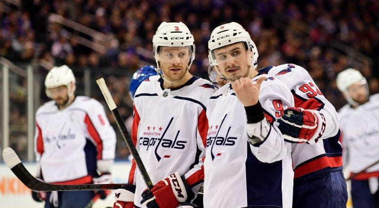 MacLellan: Only one weakness holding the Capitals back