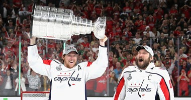 Capitals sign Nicklas Backstrom to five-year extension