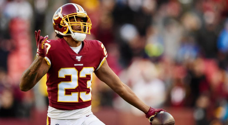 Redskins trade CB Quinton Dunbar to Seahawks