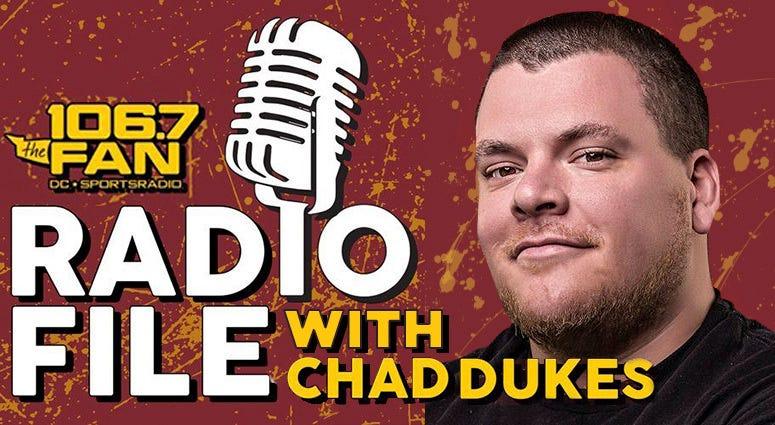 Radio File with Chad Dukes