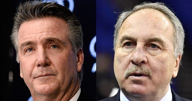 You can only get rid of one: Bruce Allen or Ernie Grunfeld?