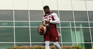 Redskins decline fifth-year option on Reuben Foster (report)