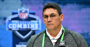 Redskins HC Ron Rivera: 'Black lives do matter'