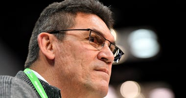 Ron Rivera sees fresh start as new opportunity