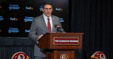 Redskins renew commitment to culture change with Ron Rivera