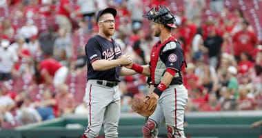 Nationals' Sean Doolittle finallyready to reflect on 'Game of Thrones' finale