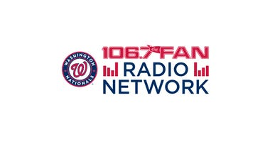 The Washington Nationals Radio Network