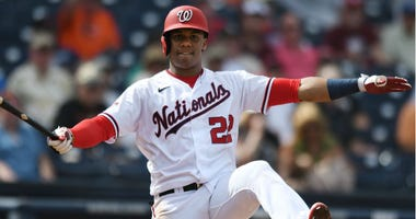Report: Nationals 'renew' Juan Soto's contract for 2020
