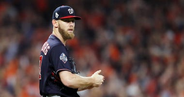 Nationals made right move in Strasburg over Harper