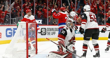 Lars Eller's skate the culprit in Capitals' goal reversal