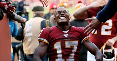 Redskins rookie Terry McLaurin is 'on another level'