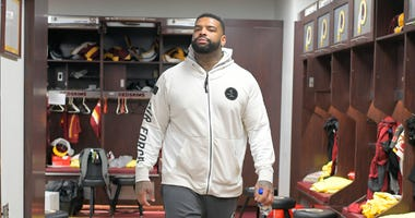Redskins seeking second-round pick for Trent Williams