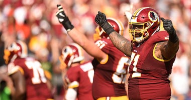 DeAngelo Hall: 'Zero chance' Trent Williams returns next week