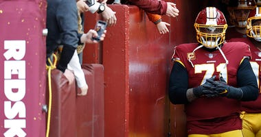 Trent Williams ends holdout, reports to Redskins