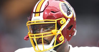 There's a 'big chance' Trent Williams returns to Redskins