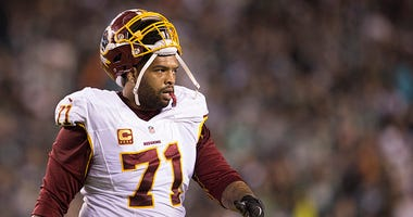 Trent Williams happy to be nearing resolution with Redskins