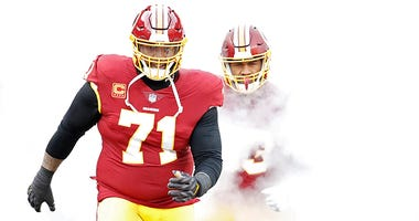 Trent Williams started resenting Redskins when they drafted Geron Christian