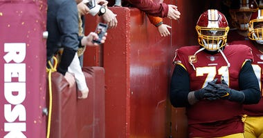Trent Williams holdout more about medical than financial misgivings