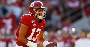 Redskins should court Patriots trade for Tua Tagovailoa